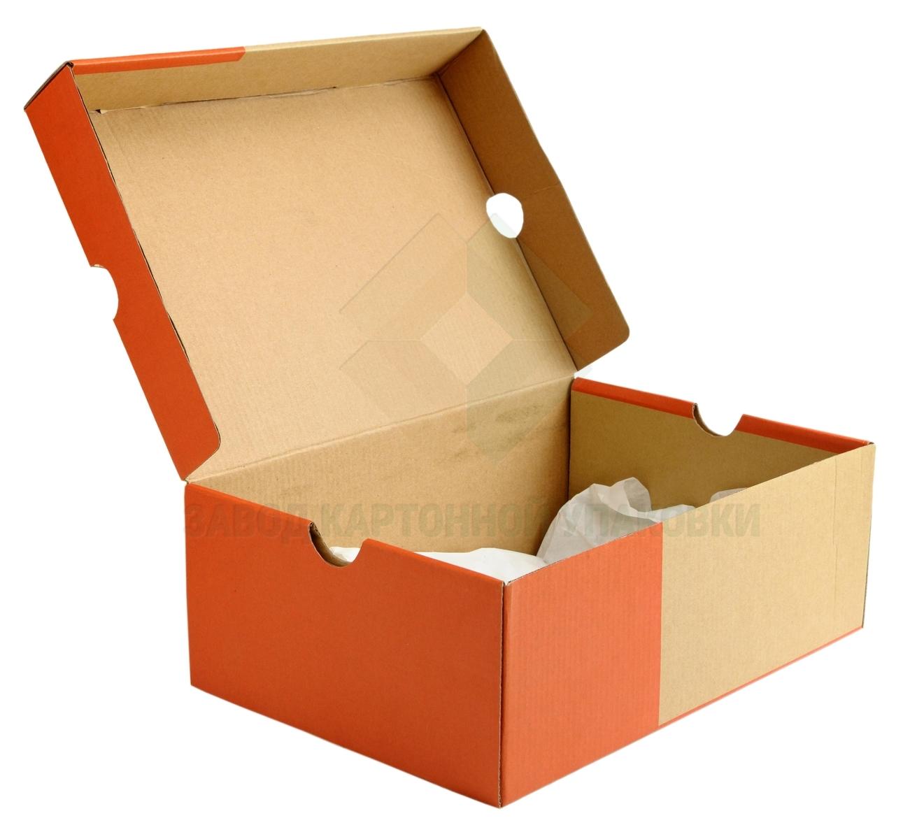 Почтовый ящик из коробки из под обуви